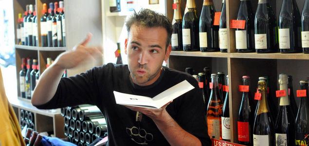 Antonin Iommi-Amunategui : « Boire du vin naturel, c'est changer la société un verre après l'autre »
