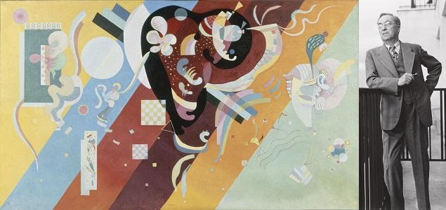 Musée de Grenoble : Kandinsky ou l'abstraction affranchie