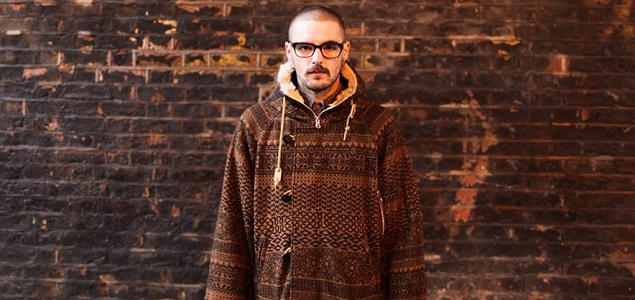 Blawan, sensation techno made in UK