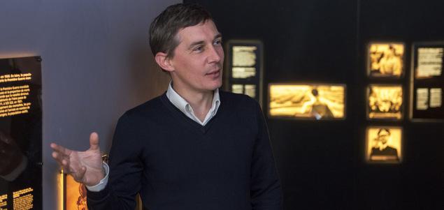 Olivier Cogne, du Musée de la Résistance au Musée dauphinois