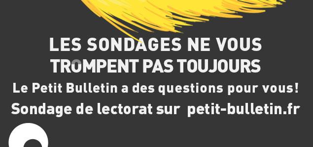 Sondage Petit Bulletin