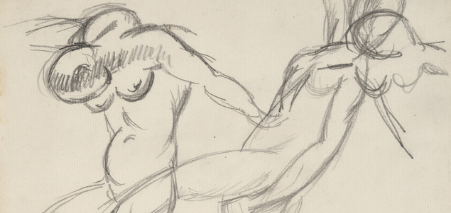 Matisse au crayon