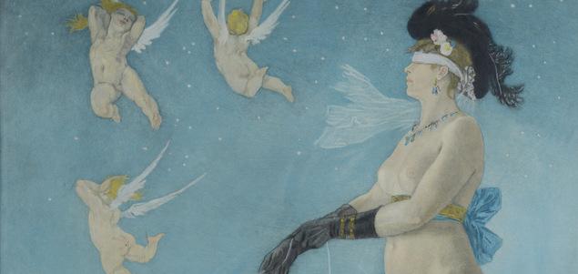 Félicien Rops : la franchise d'Eros