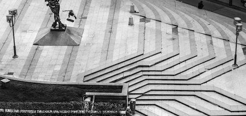 HDV : un spot de skate mondial menacé