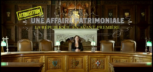 Une affaire patrimoniale #4 : la République au Musée de la Révolution française de Vizille