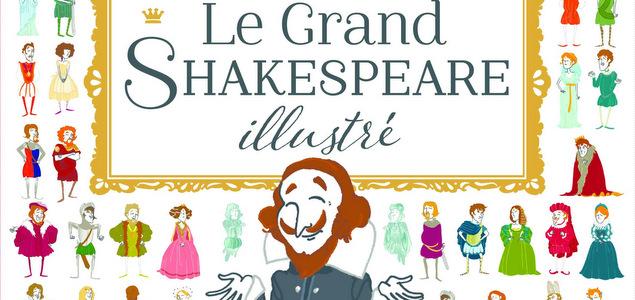 Shakespeare apprivoisé en BD