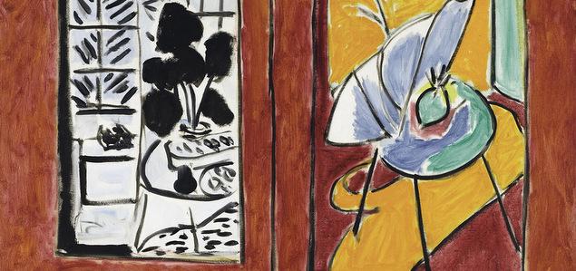 Matisse, trait à trait