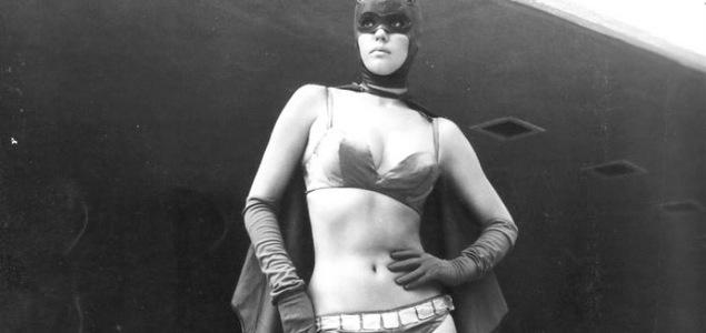 Et voici Batwoman, super-héroïne mexicaine !