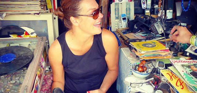 Mambo Chick et Dominique : du soleil sur les platines