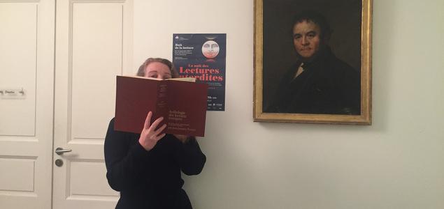 Une Nuit de la lecture... interdite aux moins de 16 ans !