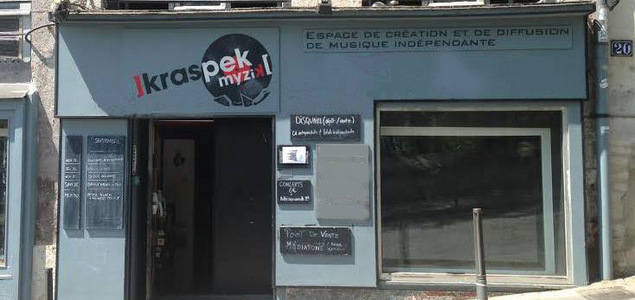 Le Kraspek Myzik met l'underground en lumière