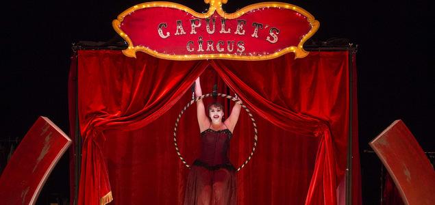 Le grand cirque des amants