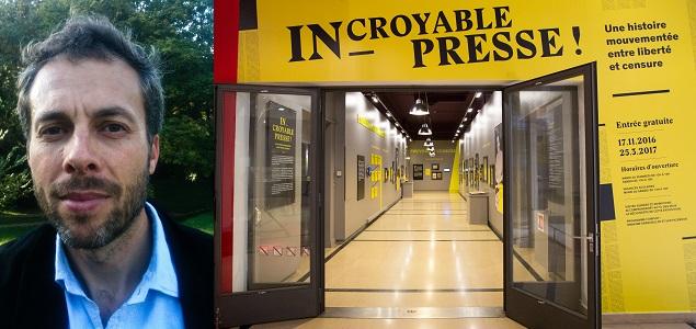 Gilles Bastin : « Le journalisme comme contre-pouvoir peut disparaître »