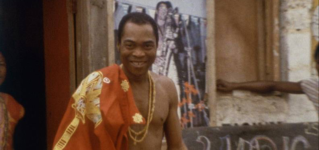 L'irrésistible propagation de l'afrobeat