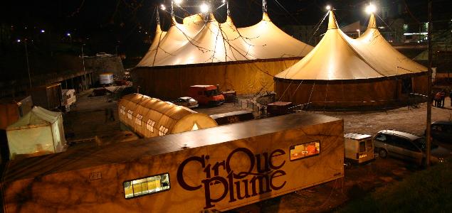 Le dernier tour du Cirque Plume