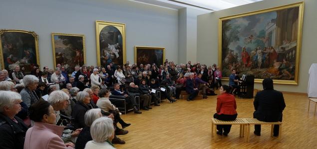 La joie selon Beethoven, avec Musée en musique