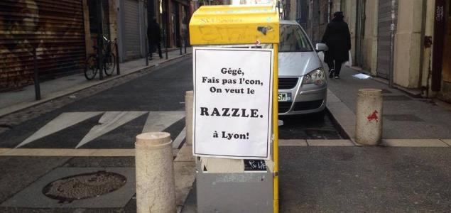 Razzle : les raisons d'un refus