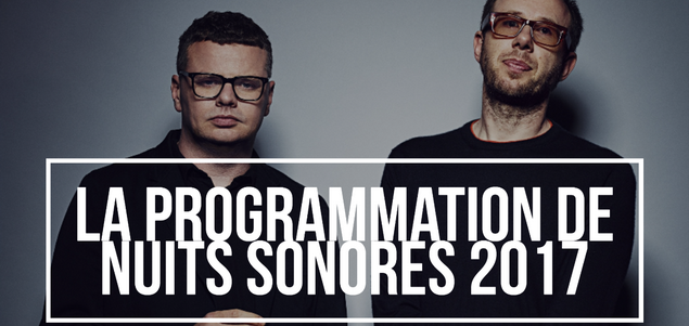 Les Chemical Brothers au festival Nuits Sonores