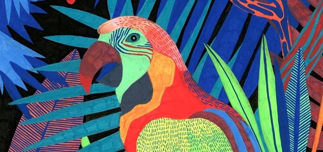 Urban Art Jungle : peintures fraîches