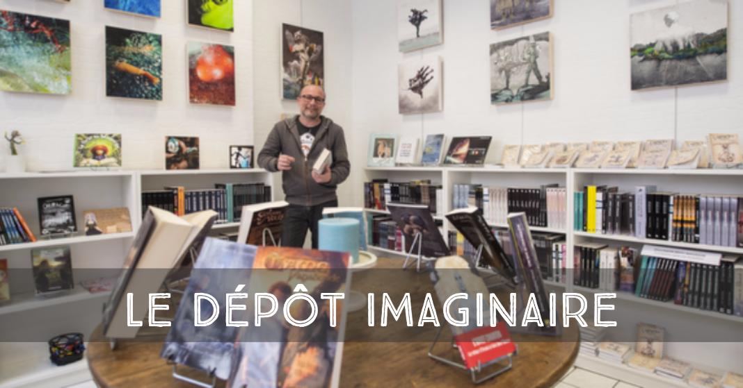 Guide Urbain à Lyon : Le Dépôt Imaginaire Le Dépôt Imaginaire, la librairie rêvée GUIDE URBAIN