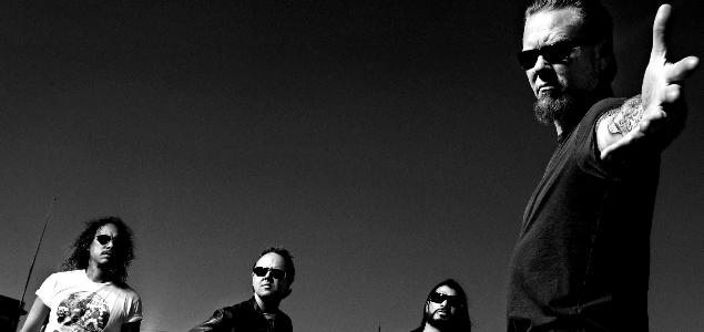 Metallica à Lyon en septembre