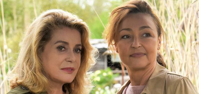 Critique du film Sage Femme de Martin Provost avec Catherine Deneuve, Catherine Frot, Olivier Gourmet… Sage Femme CINEMA