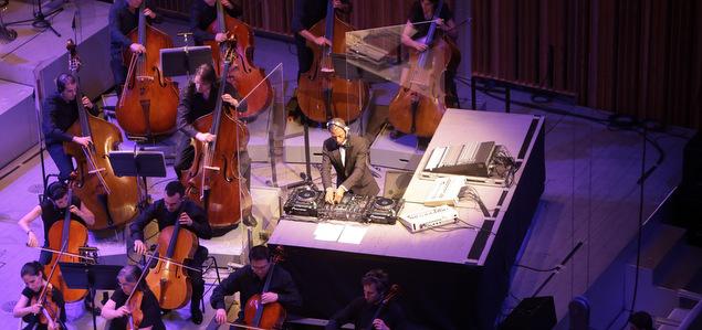 Jeff Mills : symphonie électronique