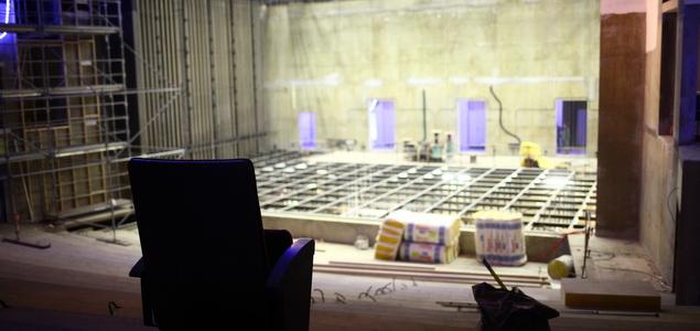 La Comédie de Saint-Etienne en ses nouveaux murs