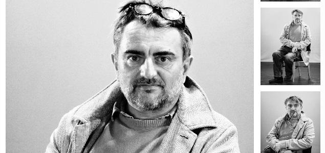 Gilles Granouillet, piqué de théâtre