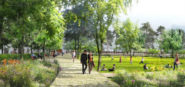 Un nouveau parc nommé Zénith