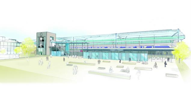 Des gares en transformation : La gare Perrache s'ouvre