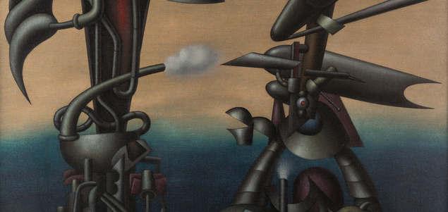 Pierre De Maria : vie et oeuvre des machines
