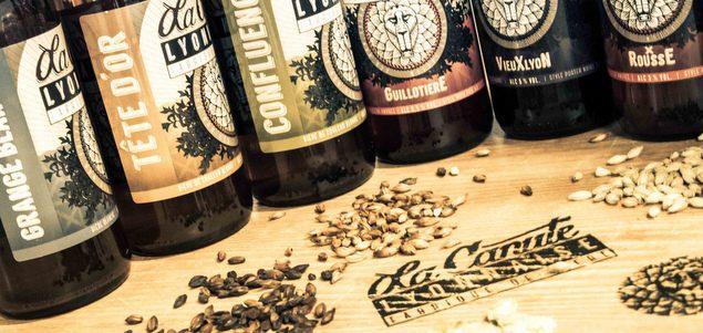 La Canute Lyonnaise, une bière par quartier