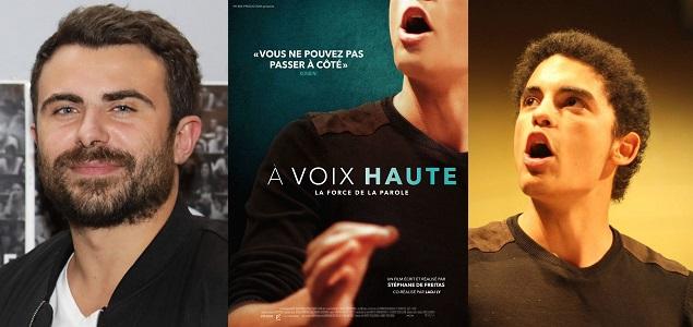 """« """"À voix haute"""" est un documentaire militant dans une société en crise »"""