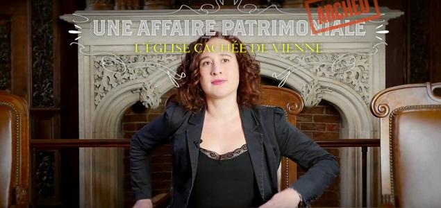 Une affaire patrimoniale #6 : l'église cachée de Vienne