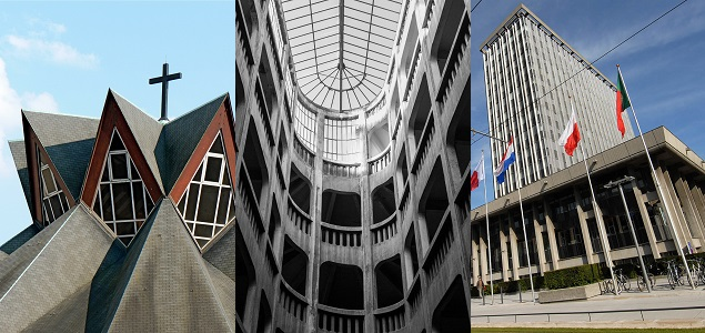 Grenoble : zoom sur douze bâtiments phares du XXe siècle