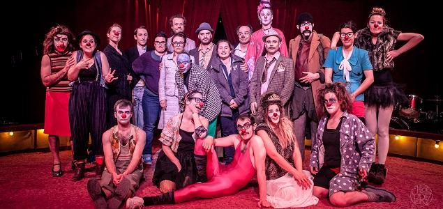 Cyril Griot : « Montrer au public la diversité des clowns »