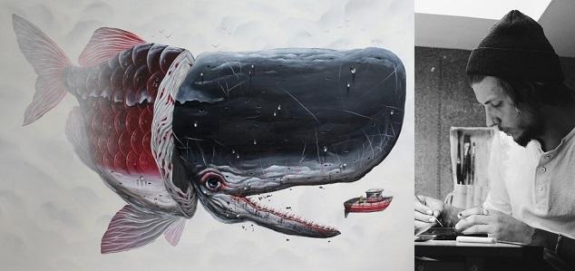 Veks Van Hillik : « Ma peinture est pleine d'espoir »