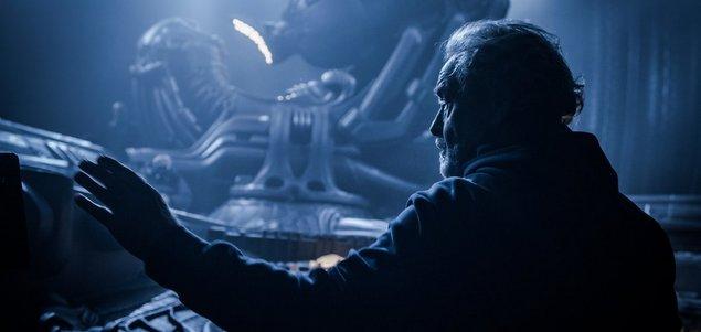 Ridley Scott : « Le futur apparaît terrible et merveilleux »