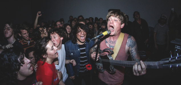 Thee Oh Sees : le Sacre du tympan