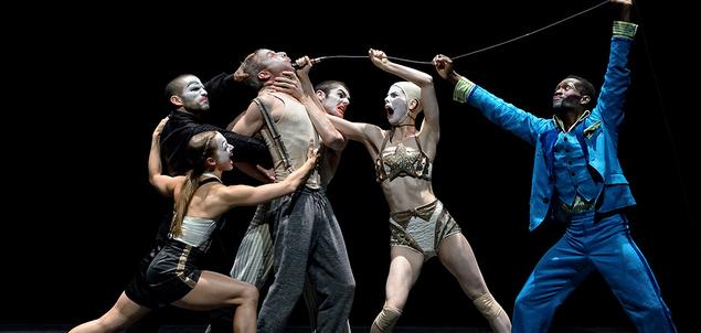 Crystal Pite à la Maison de la Danse : état de choc