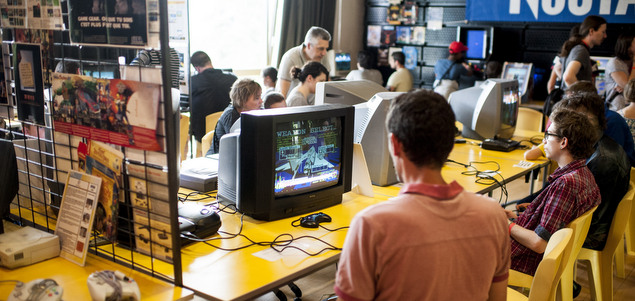 Retro Game Alpes : un week-end pour se consoler