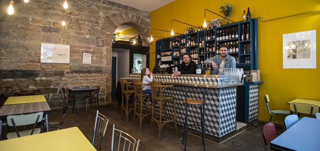 Guide urbain Lyon : Bar à Manger - Odessa Comptoir ou le mélange on