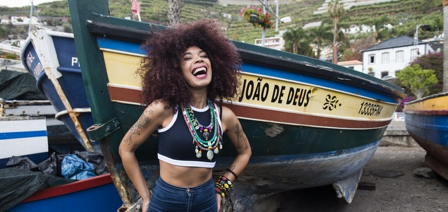 Flavia Coelho: « Toujours garder du positif»
