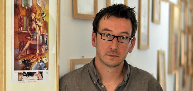 Mathieu Diez : « œuvrer pour décloisonner la bande dessinée »