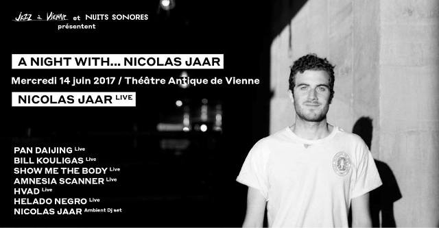 A Night with Nicolas Jaar annulé