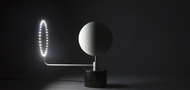 Moon à la galerie Roger Tator