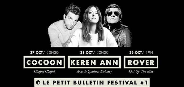 Le Petit Bulletin Festival, première !