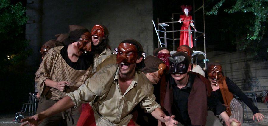 Rencontres du jeune théâtre européen : jeunes de tous pays, unissez-vous !