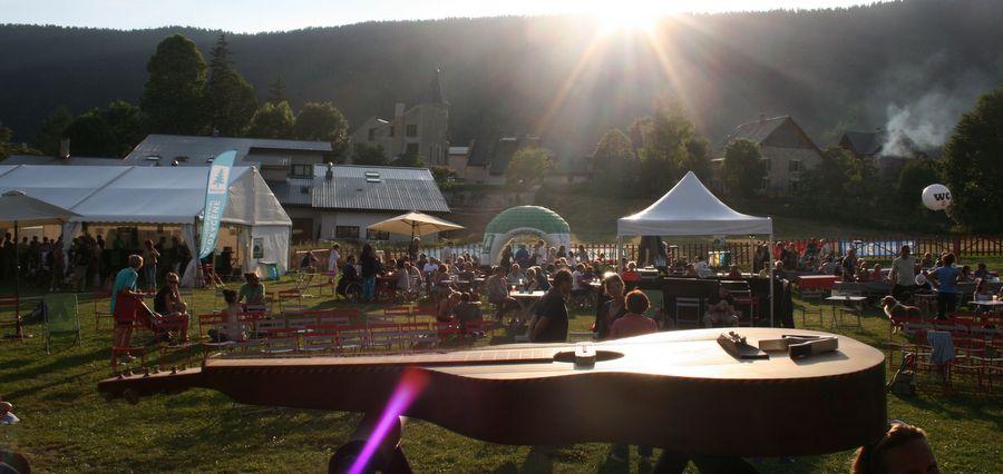 Le Vercors Music Festival côté coulisses
